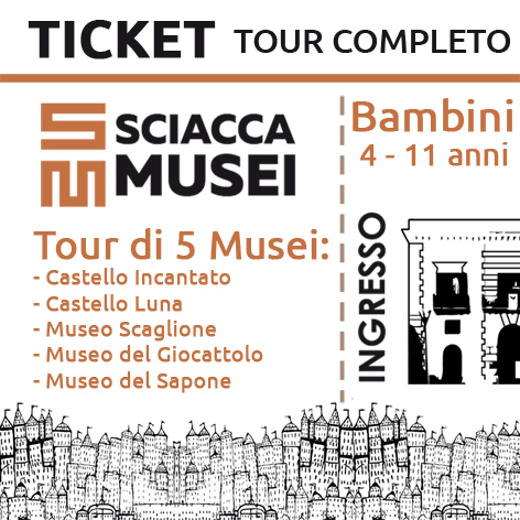 Ticket - Tour Completo Bambini