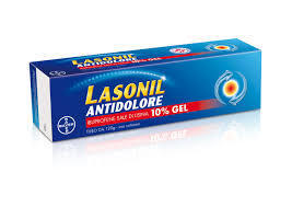 Lasonil antidolore 120g