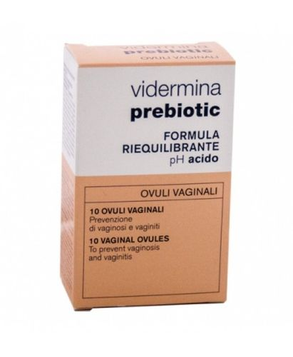 Vidermina MD prebiotic