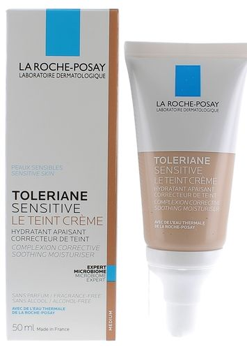 La Roche-Posay  Toleriane sensitive crema colorata media