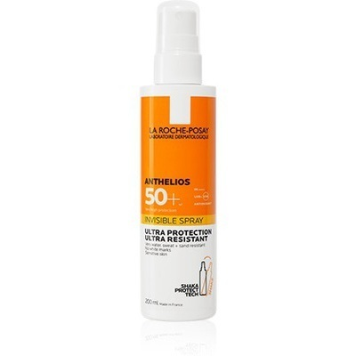 La Roche-Posay Anthelios 50+ Spray Invisibile Ultra Resistente