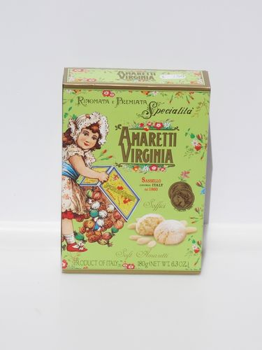 Amaretti Virginia weiche gr180
