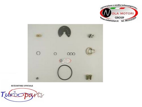 KIT RIPARAZIONE TURBO COREASSY PER MINI - TOYOTA 1.4 D