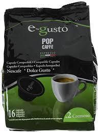 Dolce Gusto Pop cremoso